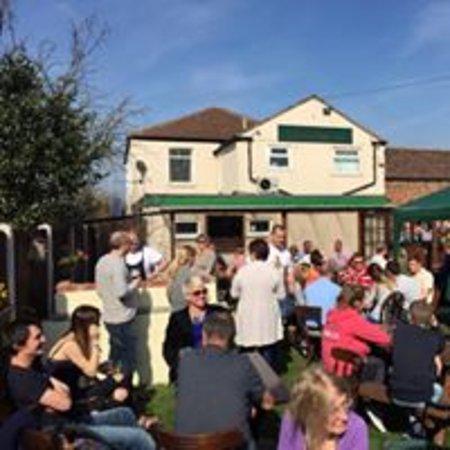 Goole, UK: The Beer Garden