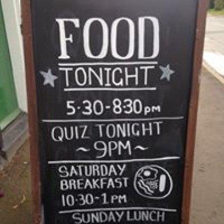 Goole, UK: Food Times