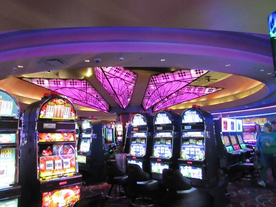 Catoosa, Οκλαχόμα: Inside the Hard Rock Casino Tulsa OK
