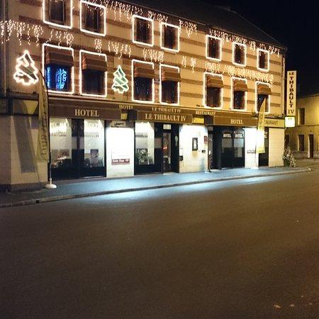 Hotel Thibault IV
