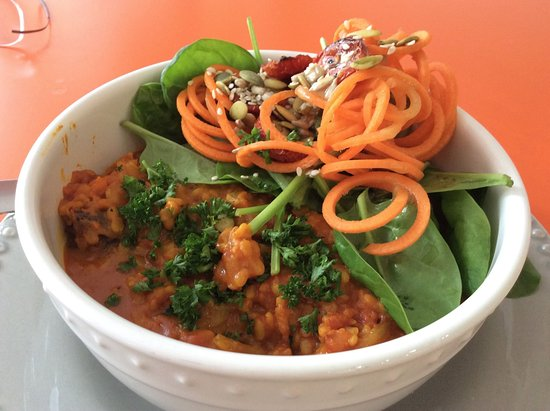 Hassocks, UK: Sweet Potato & Peanut Stew (GF,vegan)