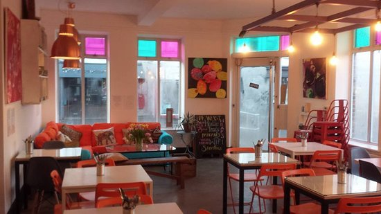 Hassocks, UK: Cafe Interior