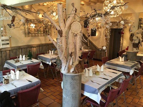 St-Chamond, Francia: La Coccinella