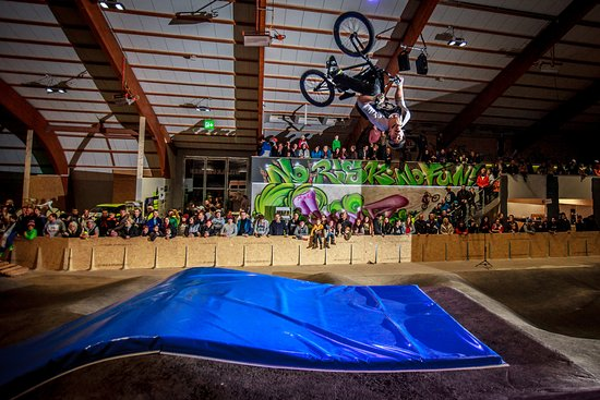 Indoor Bike Park