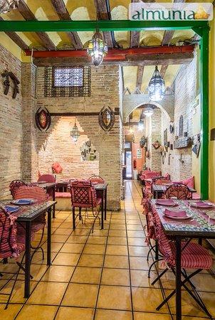 Un restaurante árabe referente de la cultura gastronómica marroquí en Valencia.
