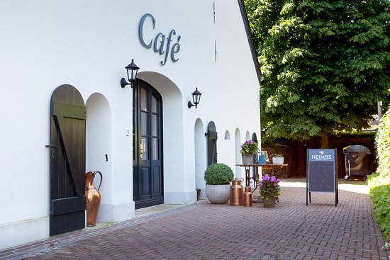 Bocholt, Germany: Aussenansicht Café Gut Heidefeld