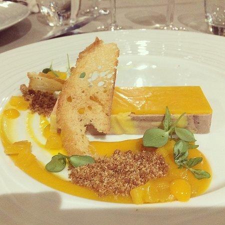 Vertou, France : Bon repas entre collègue de boulot