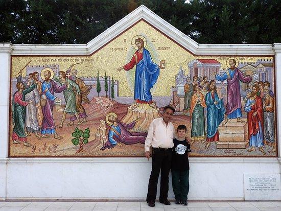 Glyfada, Grækenland: Athens & Corinth tour. St Paul Church.
