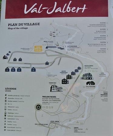 Chambord, แคนาดา: Plan
