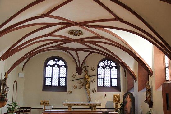 Convent of the Franciscan Friars Minor: Valentinuskapelle aus der Echterzeit; ältester erhaltener Teil
