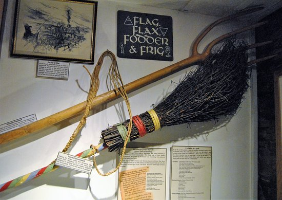 The Museum of Witchcraft and Magic: and topical