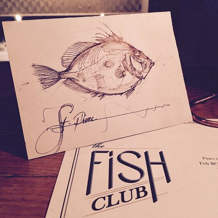 Photo of French Restaurant The Fish Club at 58 Rue Jean-jacques Rousseau, Paris 75001, France