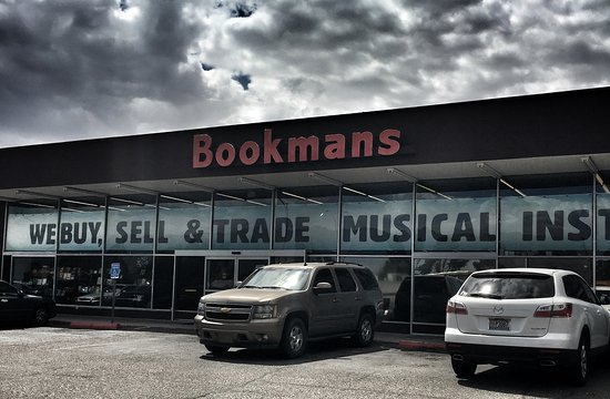 ‪Bookman's Entertainment Exchange‬