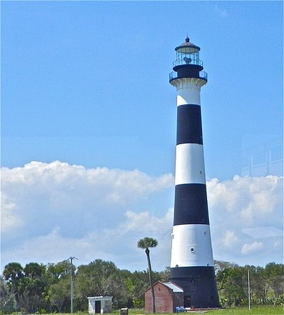 Delaware, OH: CAPE CANAVERAL LIGHTHOUSE,FLORIDA