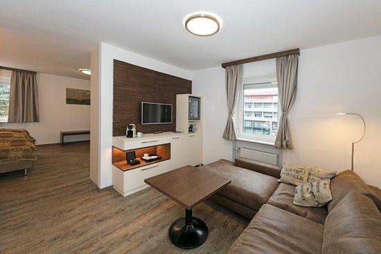 Ried Im Innkreis, Autriche : Wohnbereich Suite