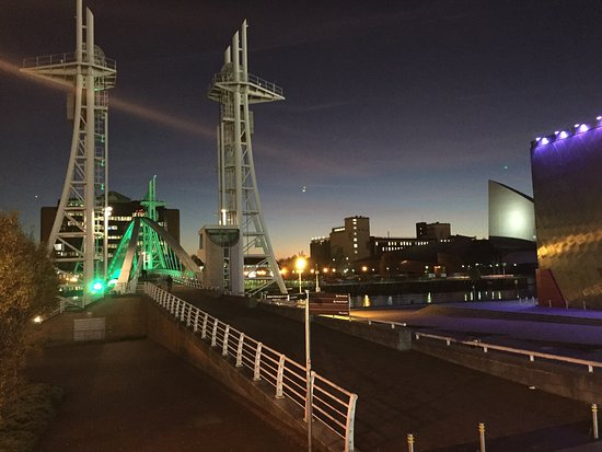 Salford, UK: May everyone of you come in as a guest leave us as a friend