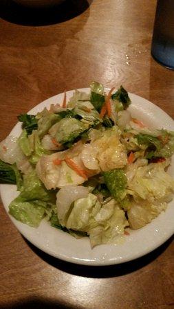 Ранчо Кукамонга, Калифорния: Salad