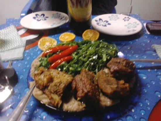 Itajuba, MG: Tutuzela e frango caipira