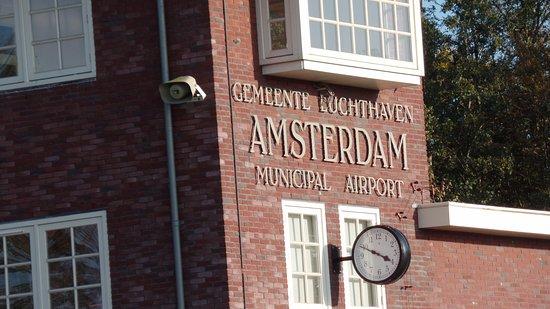 Lelystad, Niederlande: Amsterdam Municipal Airport = Old Schiphol Airport