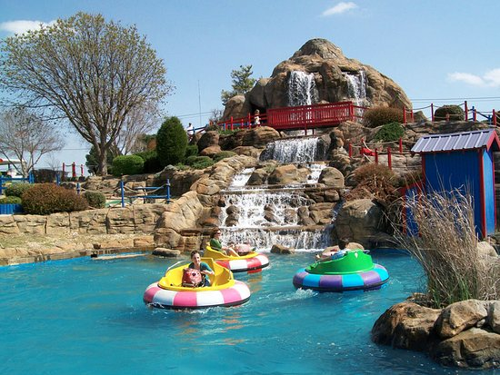 North Richland Hills, Teksas: Bumper Boats