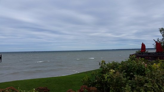 Vineland, Kanada: View from the parking lot