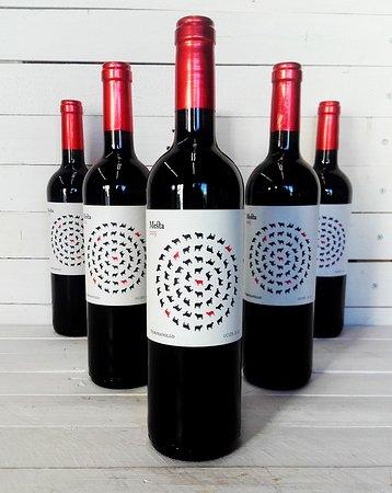Vino de Castilla La Mancha - Tienda El Arcón de Alarcón - Denominación de origen -
