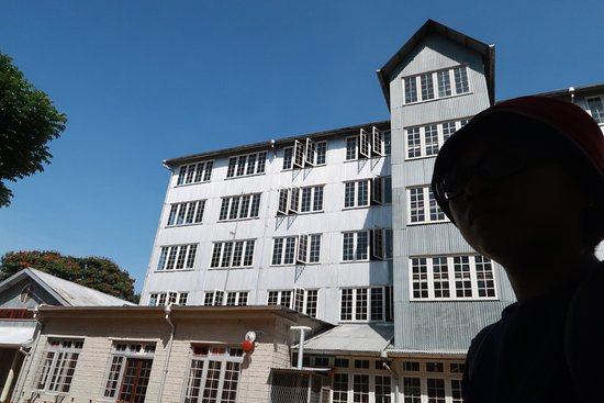 Ceylon Tea Museum: photo0.jpg