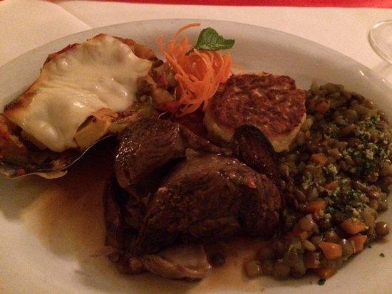 Bilde fra Brigtsen's Restaurant