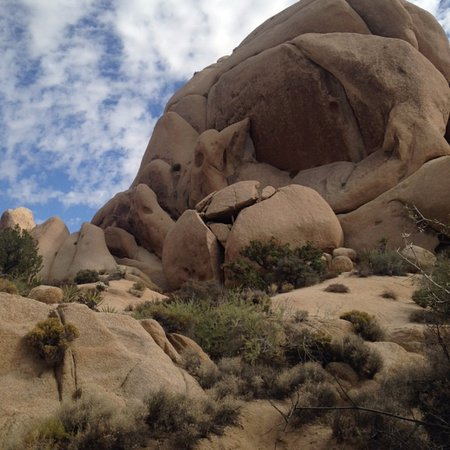 Twentynine Palms, CA: Amazing formations