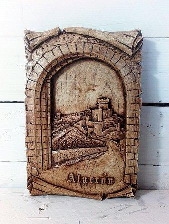 Recuerdos Souvenirs de Alarcón - Tienda El Arcón de Alarcón - Alarcón (Cuenca)