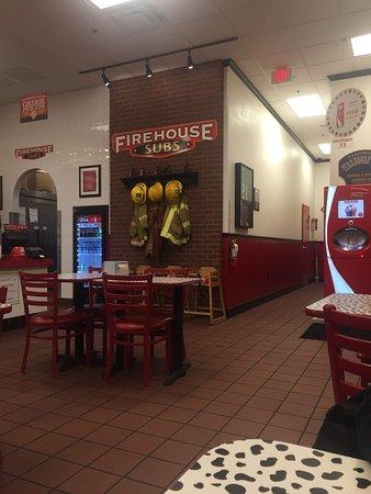 Chandler, AZ: Firehouse subs