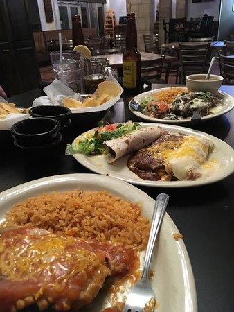 Villa Grande Mexican Restaurant Aubrey