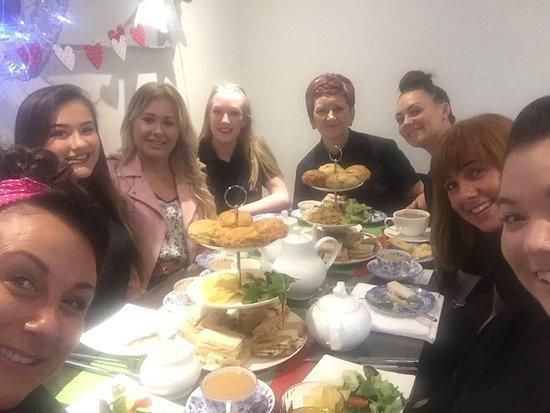 Heath Tea Rooms Wakefield