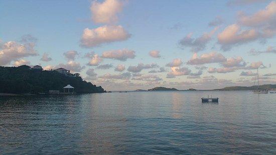 Benner, St. Thomas: Morning View