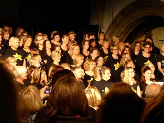 Rock Choir Christmas Show High Wycombe