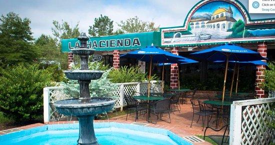 Chapel Hill, NC: La Hacienda