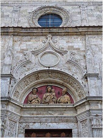 Chiesa di Sant'Agostino: particolare