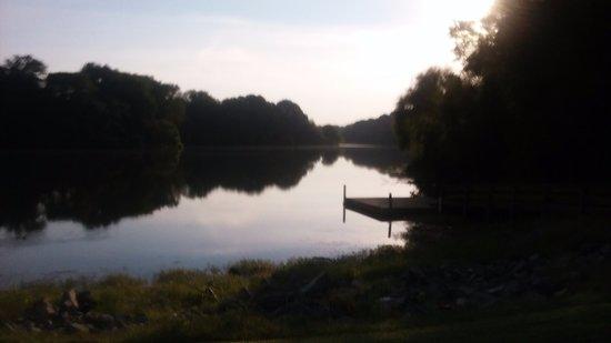โคลัมเบีย, แมรี่แลนด์: Lake Elkhorn, Columbia MD early morning!