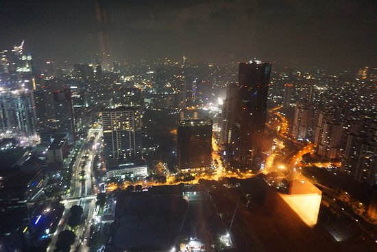 the highest hotel in indonesia