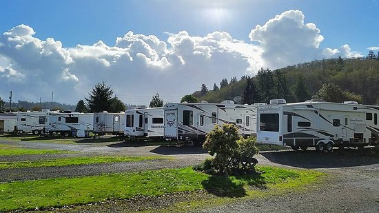 Hoquiam, WA: Lovely RV Park