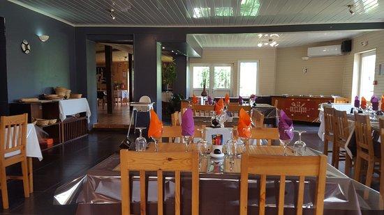 Bourg-Murat, Réunion: la salle