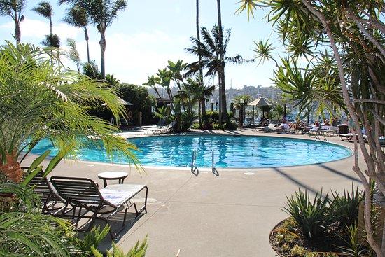 National City, Californien: Poolområdet