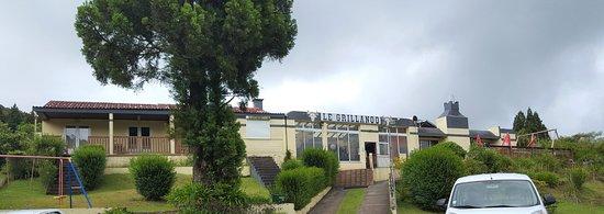 Bourg-Murat, Réunion: le resto