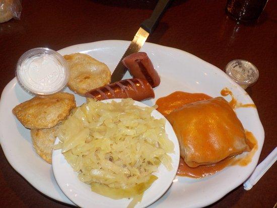 Plymouth, MI: Polish platter