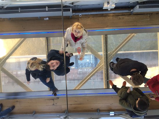 Tower Bridge: Glass Floor And Mirror Ceiling