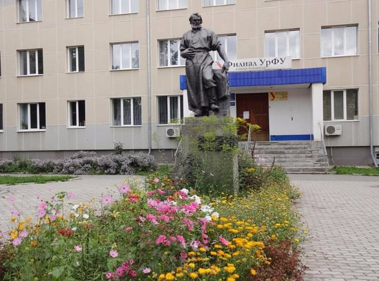 Monument to I.E. Sofonov