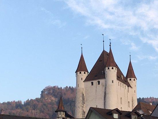 Krone Hotel-Restaurant: Schloss Thun