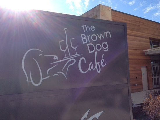 Blue Ash, OH: The Brown Dog Cafe