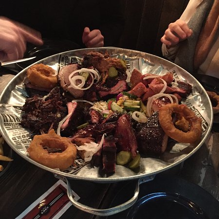 Headingley, UK: Meat Feast