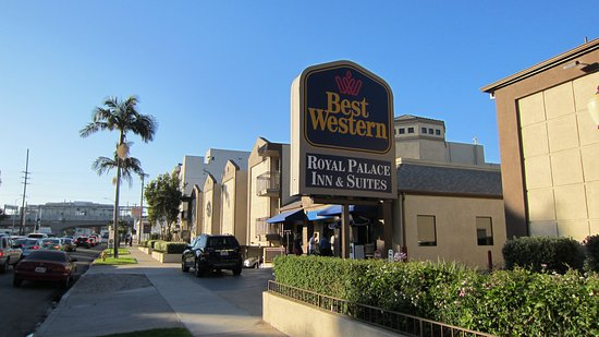 Best Western Royal Palace Inn & Suites: Hotellentré